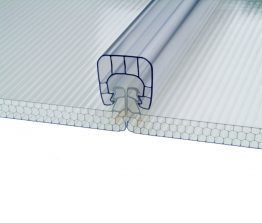 Kilitli Sistem Polikarbonat Paneller Danpalon