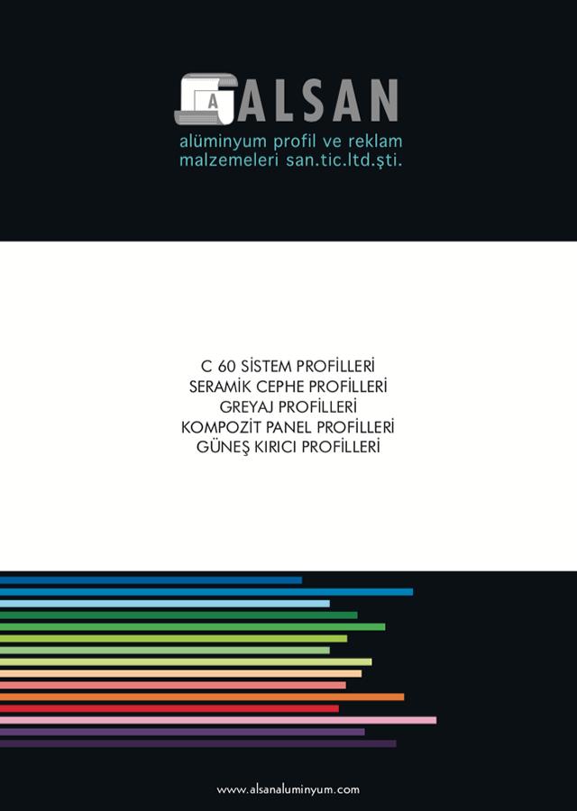 C60, Seramik Cephe, Greyaj, Kompozit Panel, Güneş Kırıcı Profilleri