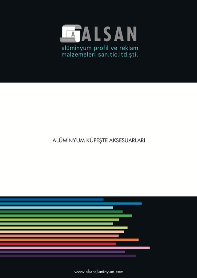 Alüminyum Küpeşte Aksesuarları